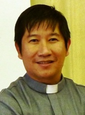 Fr. Reynaldo Usman (Father Rey) of St. Gerard's, Bowen Island, and Holy Tinity, North Vancouver, B.C.